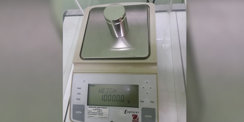 Calibración de instrumentos en Costa Rica