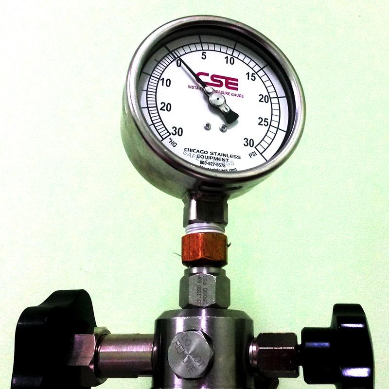 Calibración de instrumentos de presión en Costa Rica